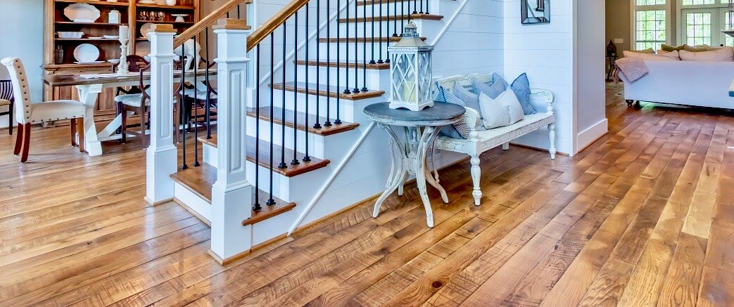Hardwood Flooring Installation by Quality Carpet in Thunder Bay, Ontario